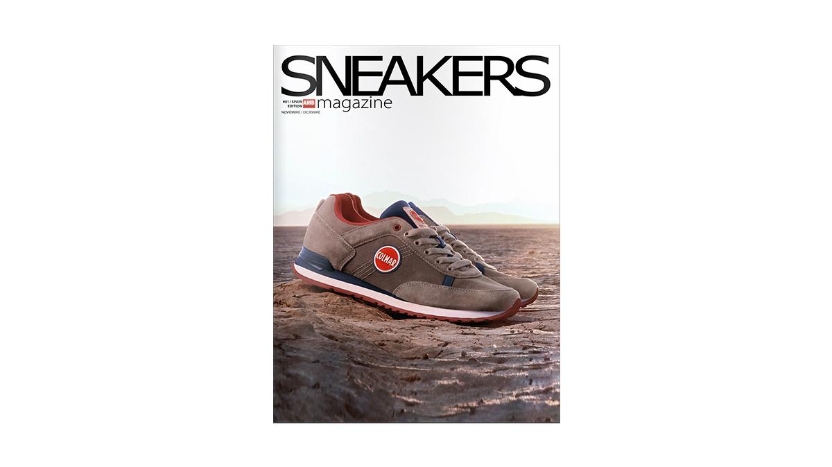 Sneakers Magazine ES 1