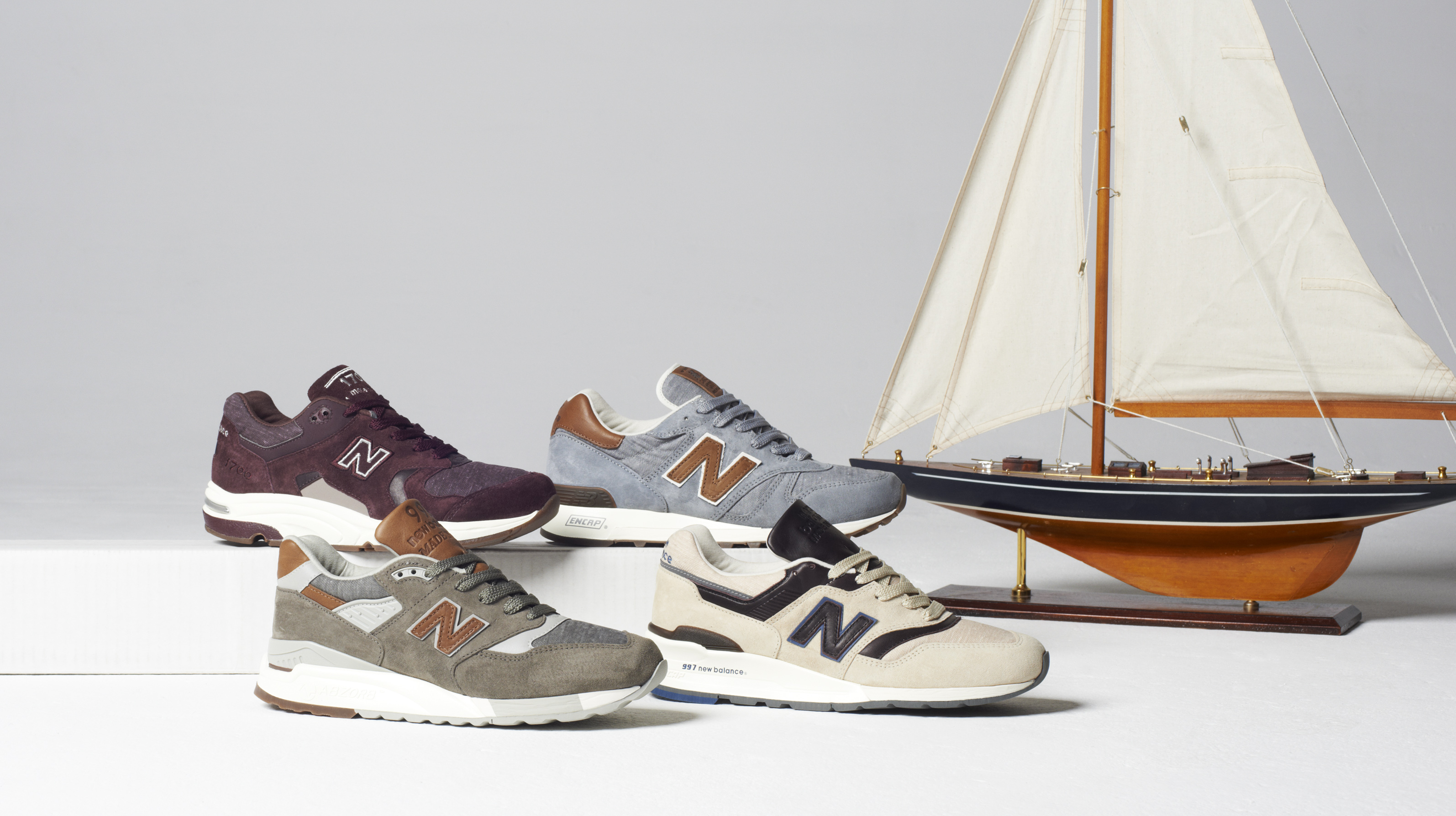 6ac54420588 New Balance Made in USA Distinct collection  .
