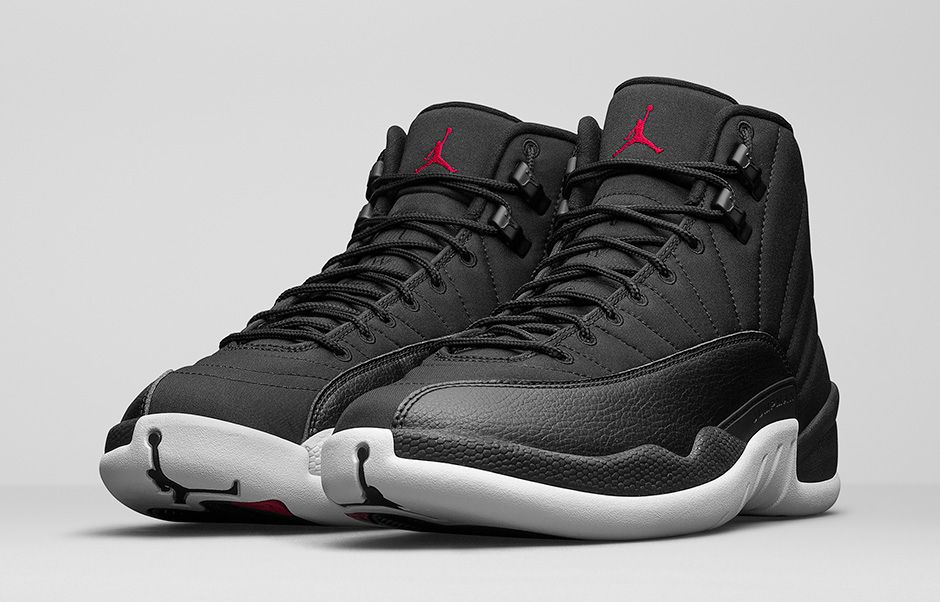 air-jordan-12-retro-black-nylon-1