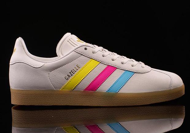 adidas gazelle stripe