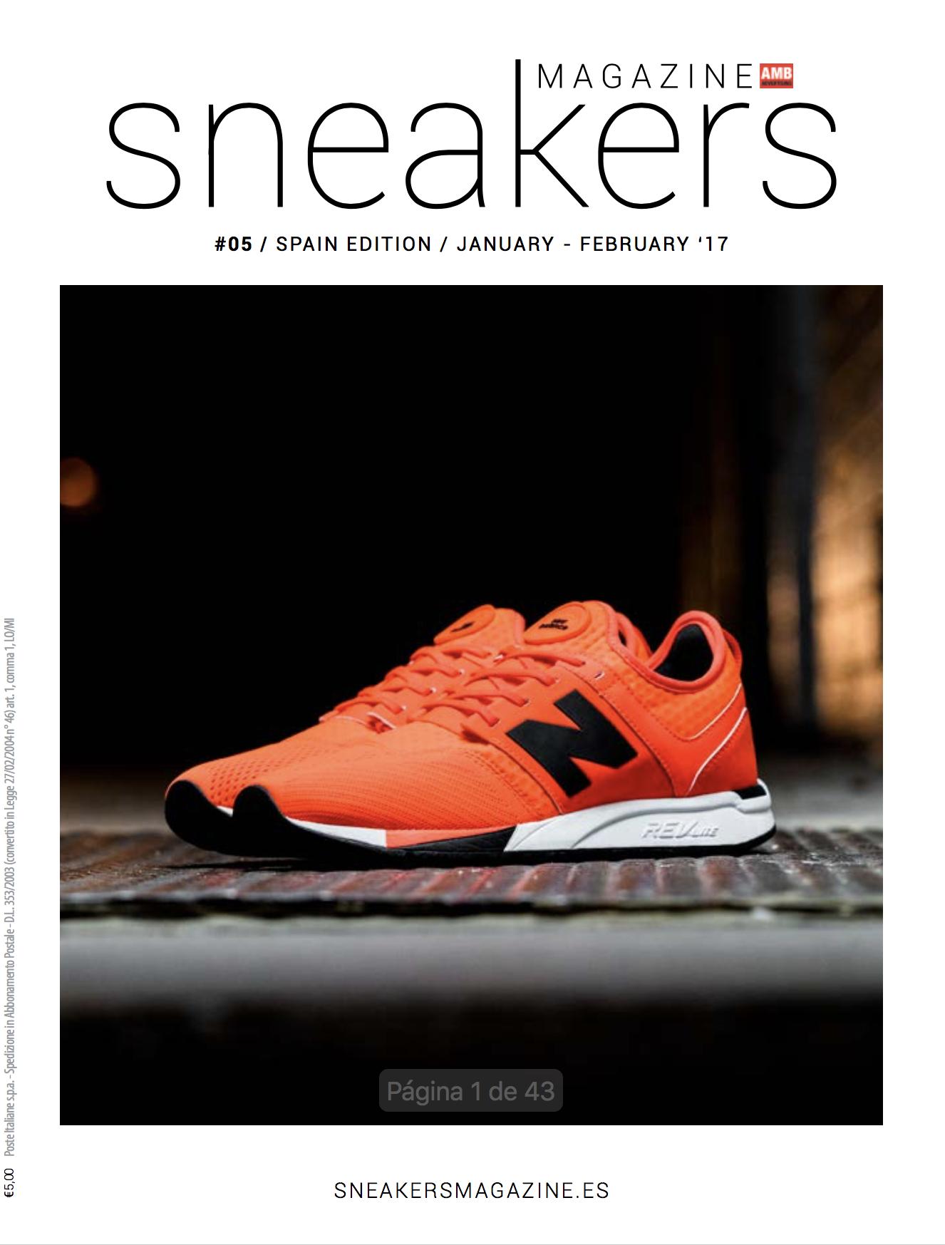 Sneakers Magazine Spain #05
