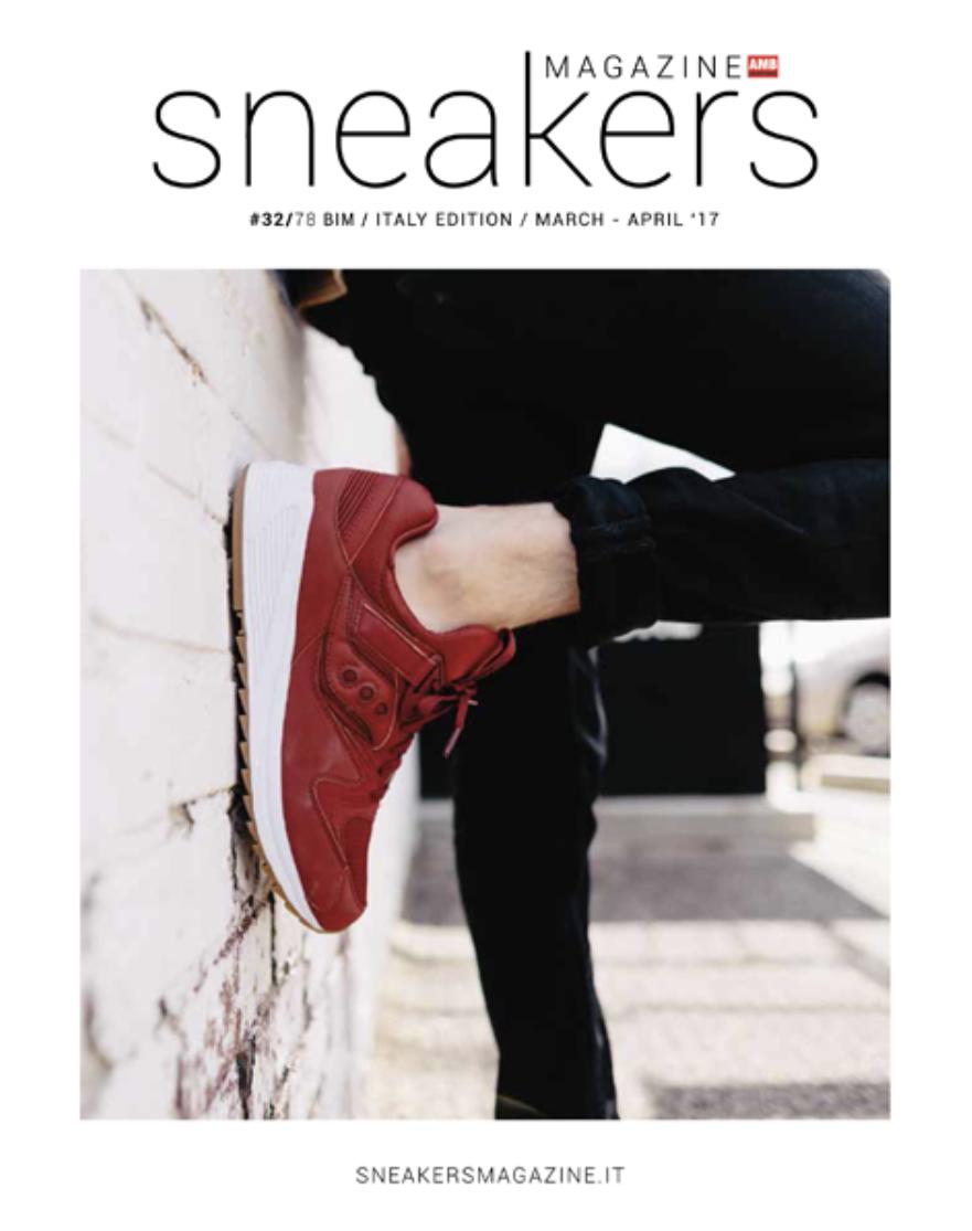 Sneakers Magazine Italy #78