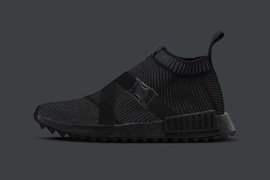 adidas NMD CS1 Triple black Toda la informacin en elhellip