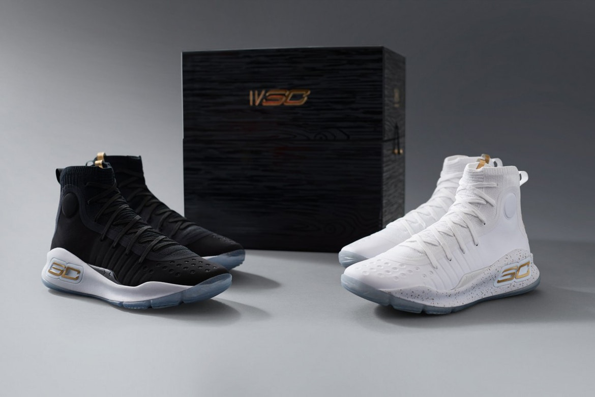 """1e957737bd8 Under Armour rinde homenaje a Stephen Curry con el """"More rings"""" pack ..."""