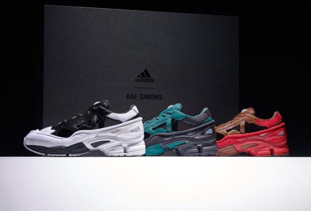 Nueva versión de las   adidas x Raf Simons OZWEEGO   las zapatillas Magazine aaba1c