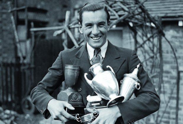 Fred Perry Leyenda de Wimbledon