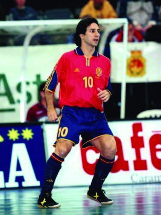Paulo Roberto Munic Selección Española Fútbol Sala