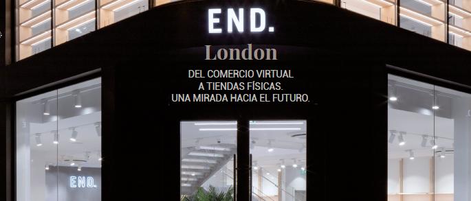 END LONDON SHOP