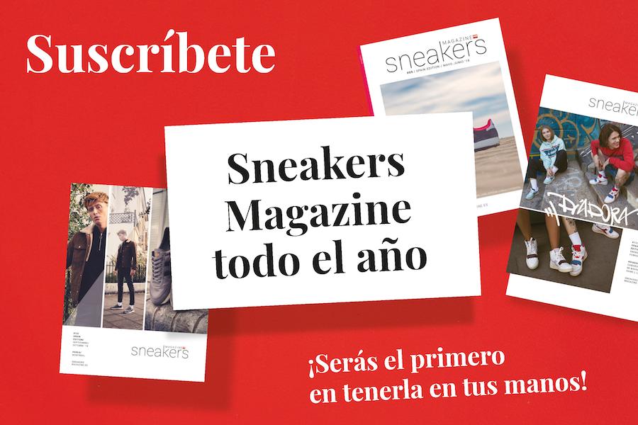 Suscripcion Sneakers Magazine