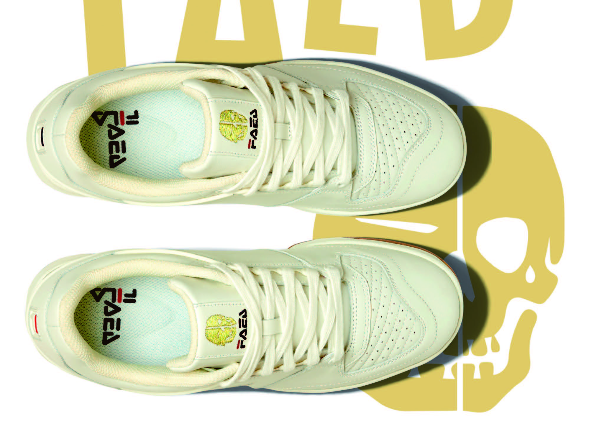 FAED X FILA TARGA - Sneakers Magazine