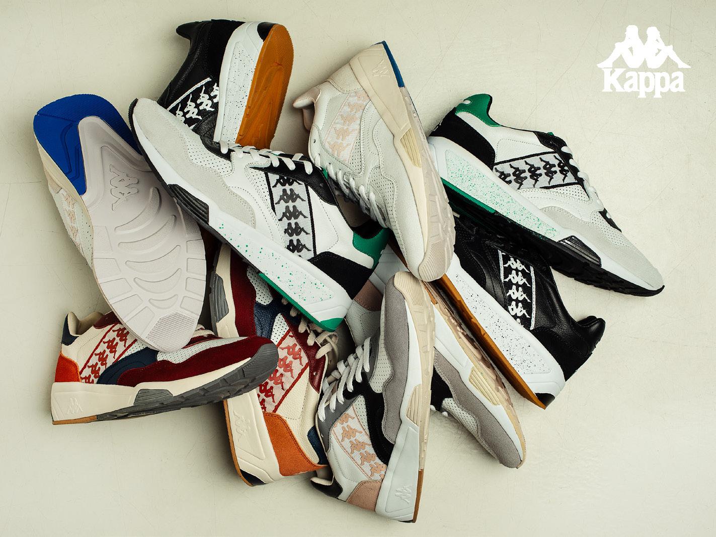 Kappa Colección Otoño Invierno 2019 - Sneakers Magazine