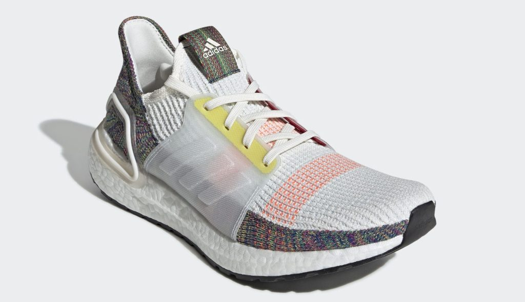 "Adidas Ultra Boost 19 ""Pride."""