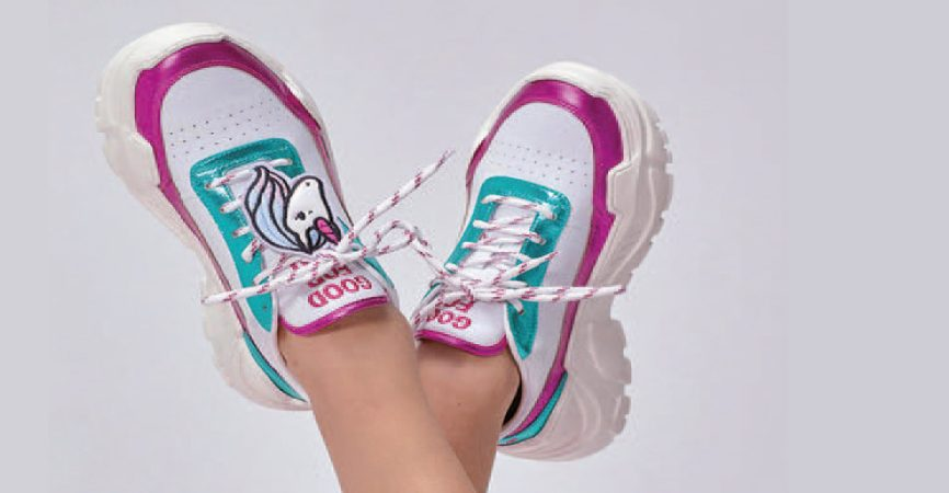 IRENE KIM X JOSHUA SANDERS ZENITH - Sneakers Magazine