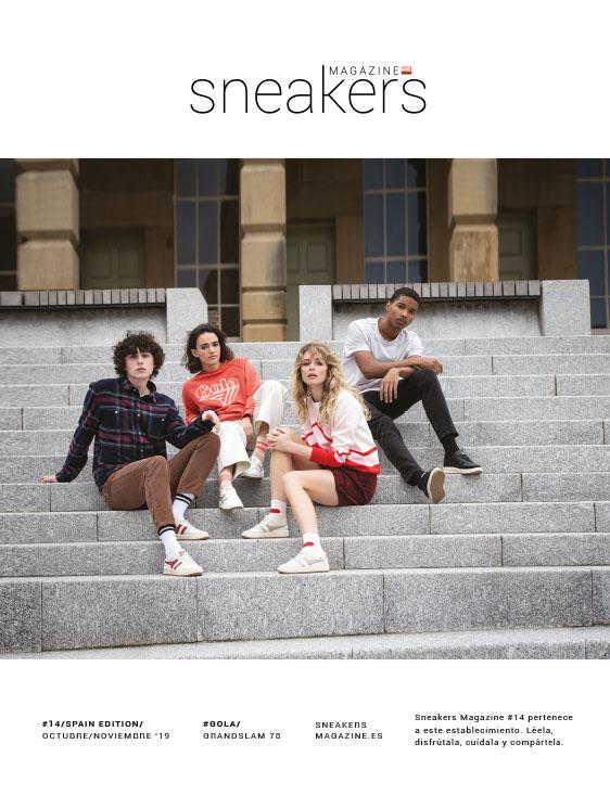 Sneakersmagazine#14
