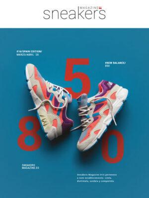 Sneakersmagazine#16