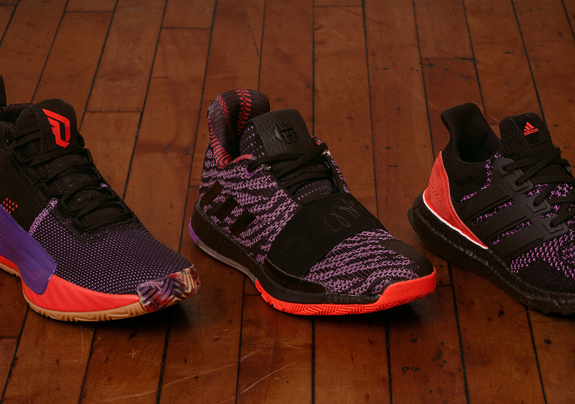 adidas Dame 3 BHM Shoes en 2020 | Zapatos deportivos