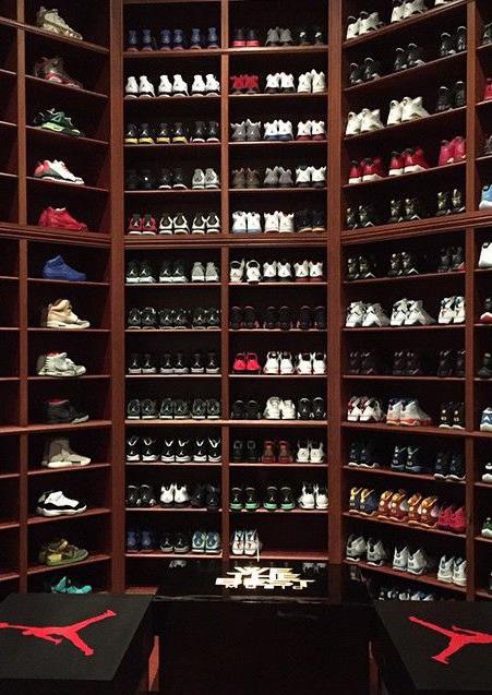 estanteria sneakers - Sneakers Magazine