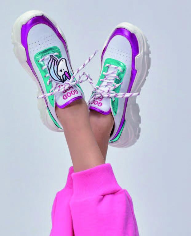 Irene Kim Joshuan Sanders Zenith - Sneakers Magazine