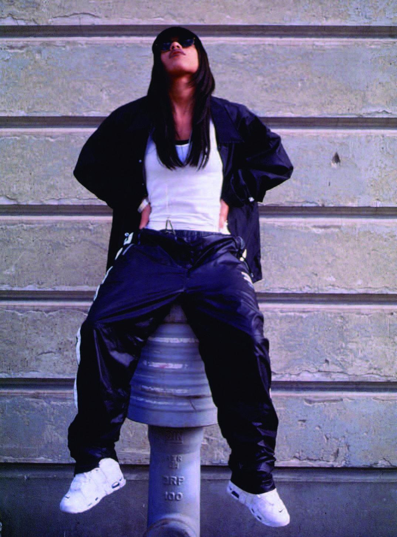 Aaliyah - Sneakers Magazine