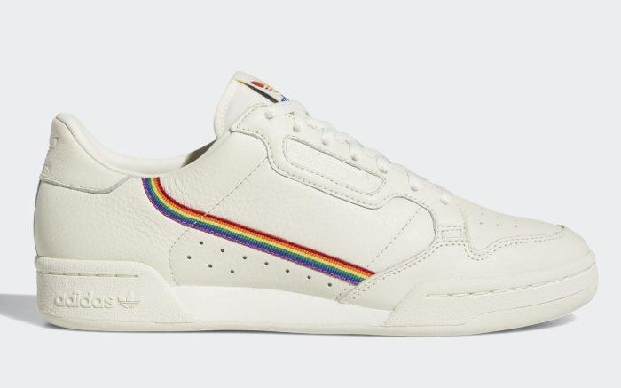 """Adidas Continental 80 """"Pride."""""""