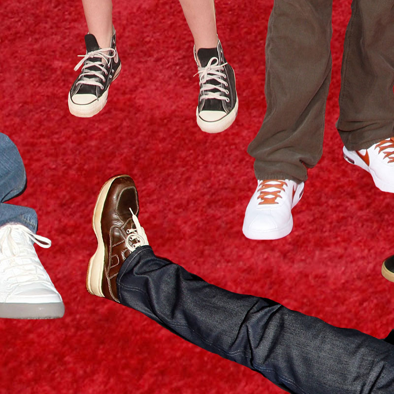 Qué calzan los famosos parte II - Sneakers Magazine