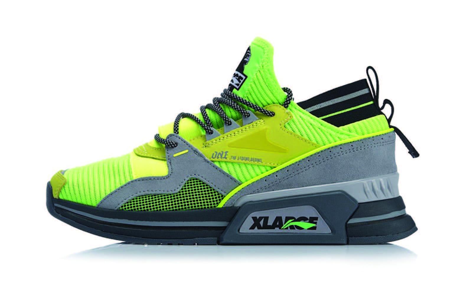 X-LARGE X LI NING 001 T1000 - Sneakers Magazine