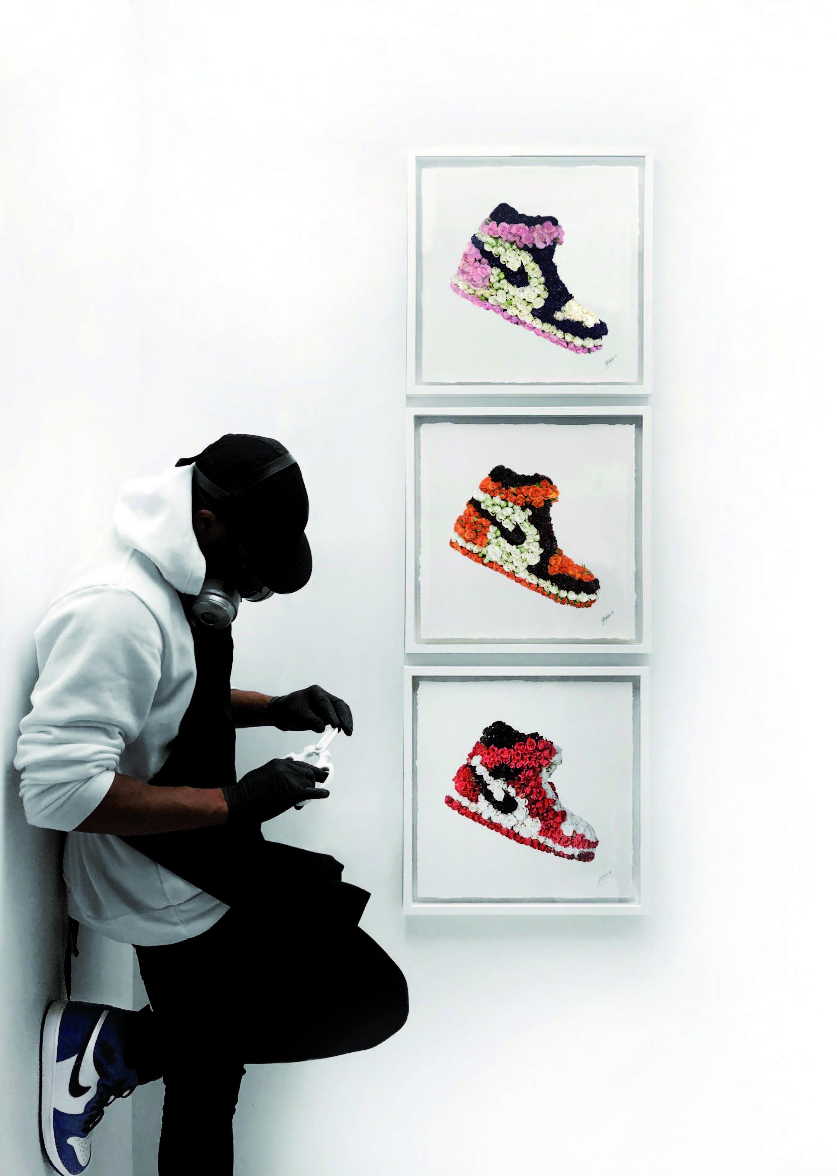 Mr Flower Fantastic - Sneakers Magazine