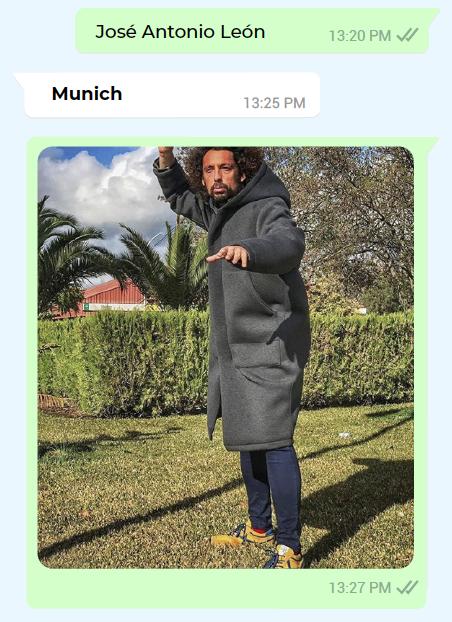 José Antonio León - Munich - Sneakers Magazine