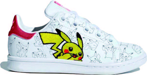 Adidas Pikachu Pokemon - Sneakers Magazine