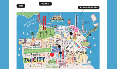 Tiendas San Francisco - Bait - Darkside Initiative - Nice Kicks - Sneakers Magazine