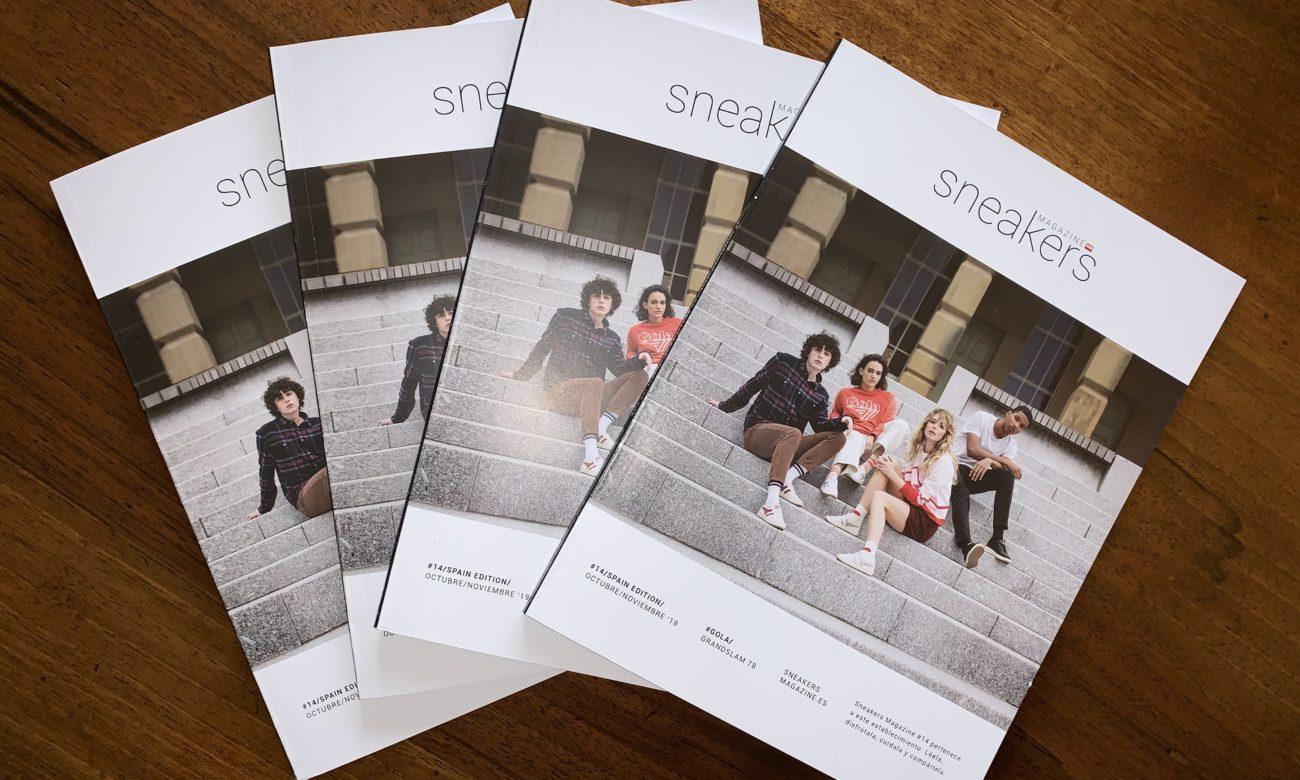 Sneakers Magazine 14