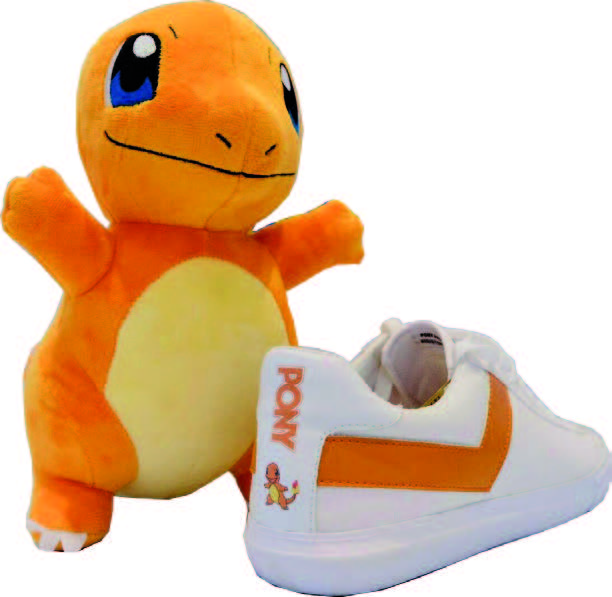 Pony Chramander Pokemon - Sneakers Magazine