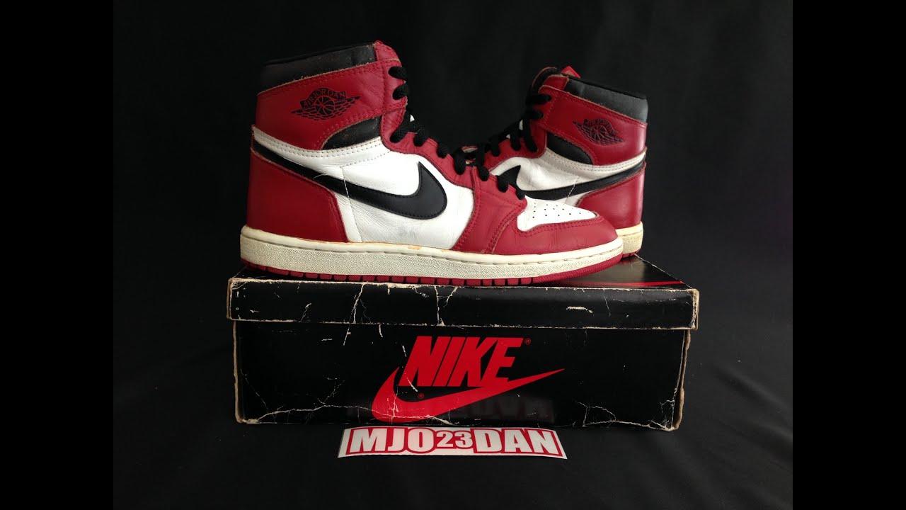 Nike Air Jordan I - Sneakers Magazine