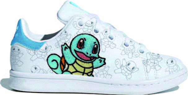 Adidas Squirtel Pokemon - Sneakers Magazine