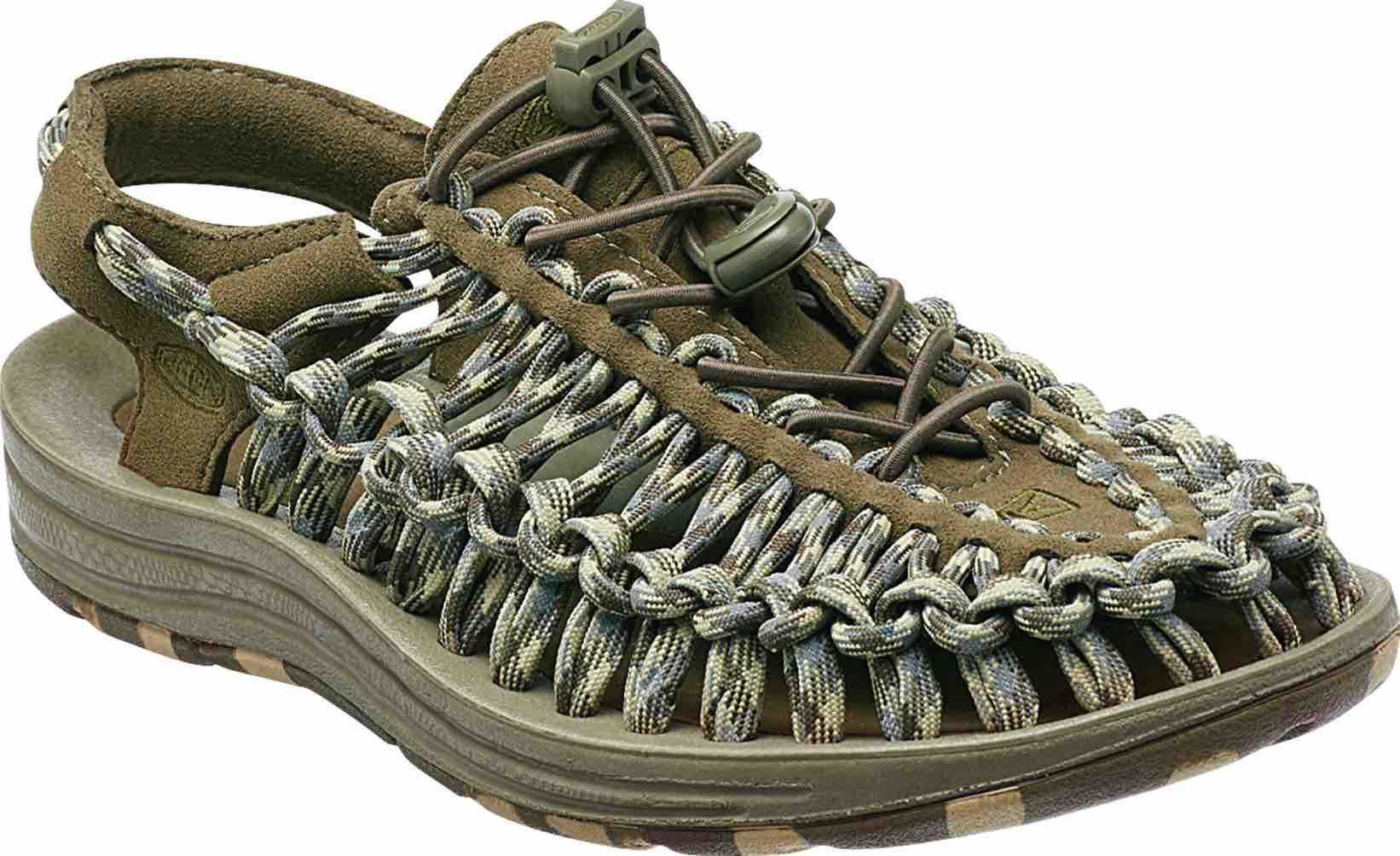 oshman's x keen uneek - sneakers magazine